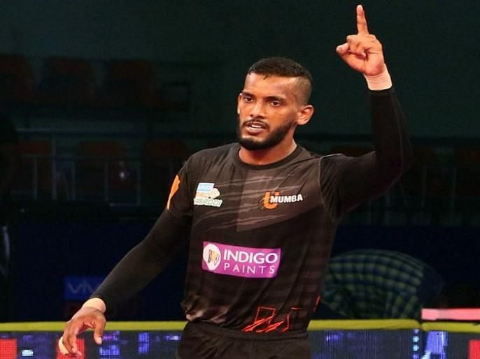 Siddharth has probably been the best player in the league so far and will want to lead his team to victory