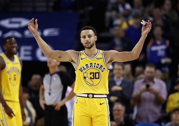 Stephen Curry has changed the way people look at basketball