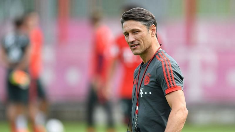 Niko Kovac is struggling with his tactics currently with the Bayern Munich players