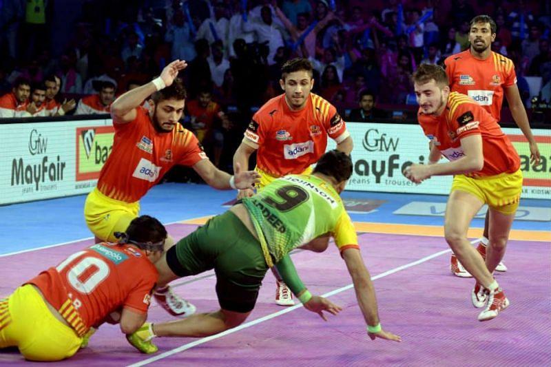 Gujarat look a defense-heavy lineup this season as well