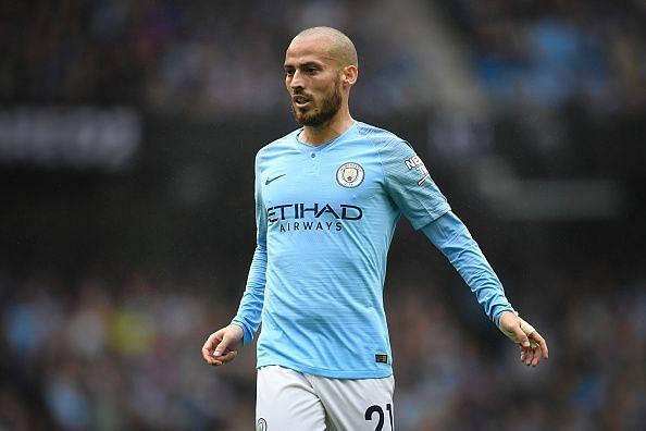 Last season, he was City