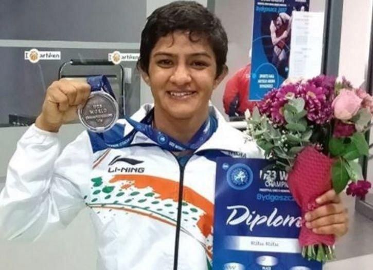 Ritu Phogat: A narrow miss at the Senior World Championships