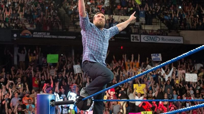 A victory for Bryan changes the dynamic of the whole feud