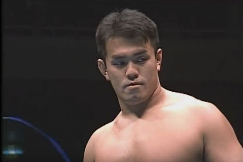 This is one of the best wrestlers in Japanese wrestling history...