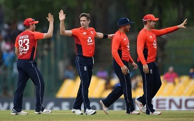 England are on a roll at the moment and they seem to be enjoying their time