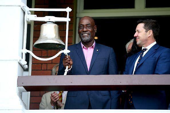 West Indies legend Viv Richards