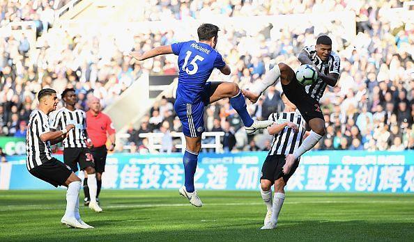 Newcastle United v Leicester City - Premier League