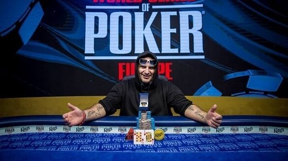 Emil Bise Is The Wsopc 2018 King S Main Event Winner