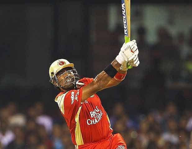 Uthappa was one of the key players for the Bangalore franchise