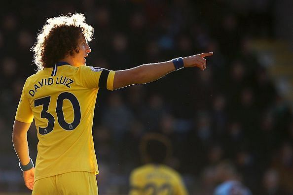 Who can replace Luiz?