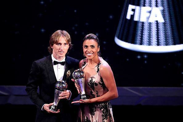 The Best FIFA Football Awards - Show