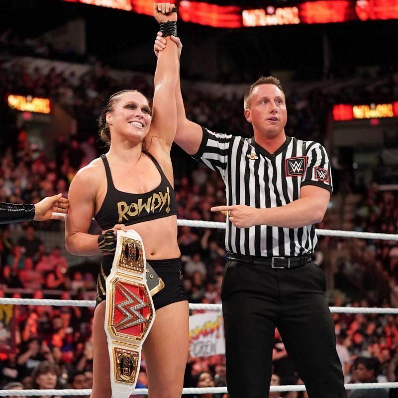 Triumphant Ronda