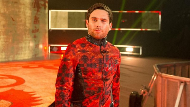 Noam Dar has been involved in a rivalry with Lio Rush.