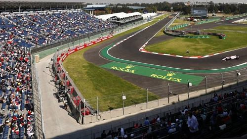 F1 Mexican Grand Prix 2018 Where To Watch Tv Schedule Live Stream Details Weather Forecast And Track Info