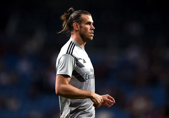 Bale has been with Madrid since 2013