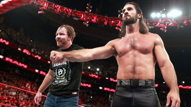 Dean Ambrose is the most likely to suffer from the Shields break up
