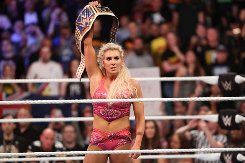 Charlotte has main evented Raw, SmackDown and Hell in a Cell