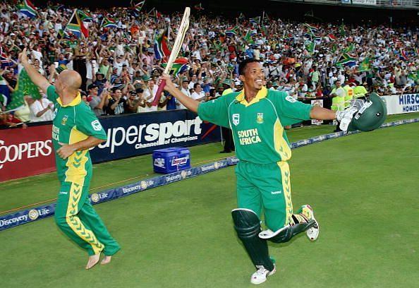 South Africa v Australia - 5th ODI