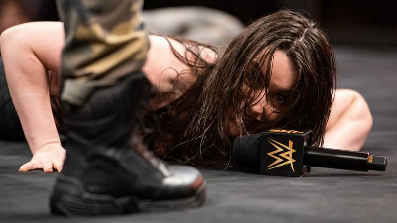 Nikki Cross was the best thing about NXT this week