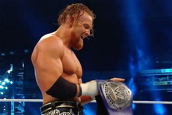 Buddy Murphy Cruiserweight Champion