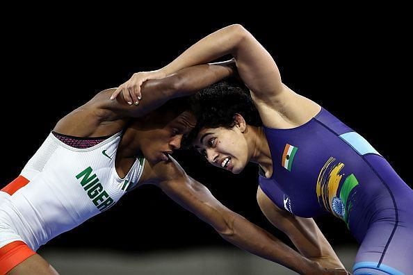 Pooja Dhanda became only the fourth Indian woman grappler to win a medal at the World Championship
