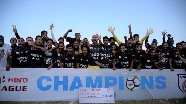 Minerva are the current defending champions