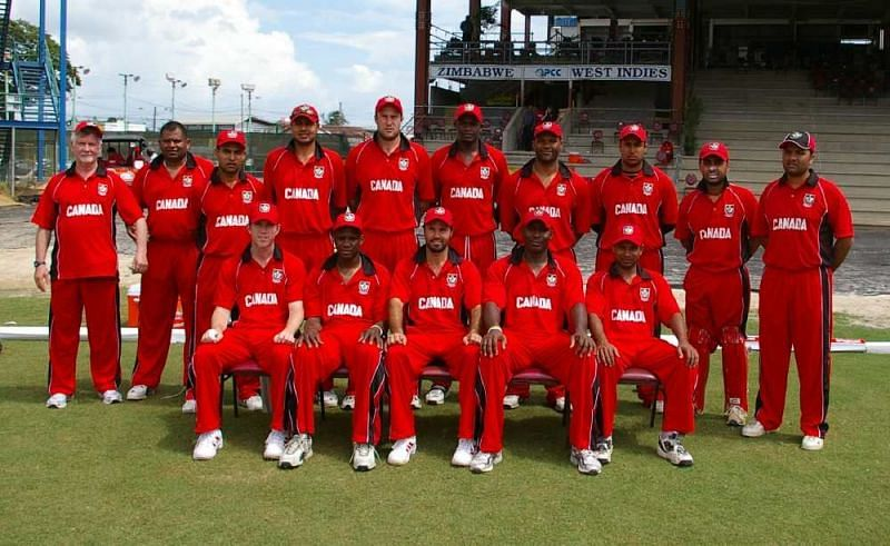 Image result for canada at the cricket world cup