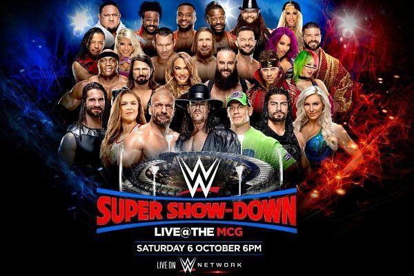 Image result for wwe super showdown sportskeeda