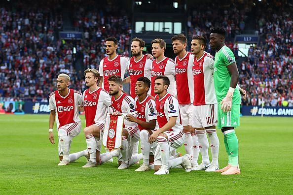 Ajax v AEK Athens - UEFA Champions League Group E