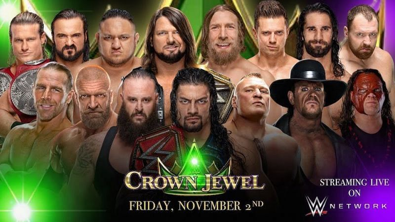 Crown Jewel could still be happening despite ticket issues