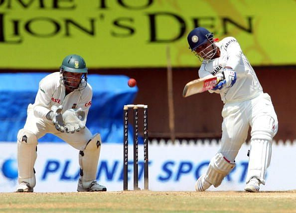 First Test - India v South Africa: Day 3