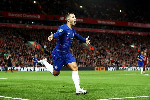 Liverpool v Chelsea - Carabao Cup Thi