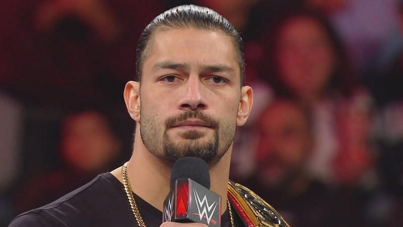 Roman Reigns had to relinquish the Universal title on RAW after being diagnosed with leukaemia