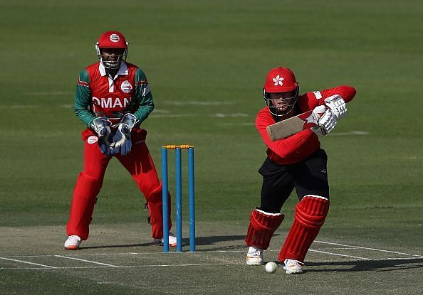 Carter while playing in the Desert T20 Challenge