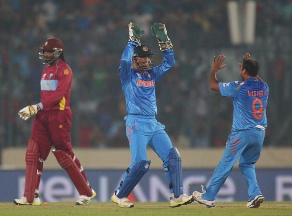 West Indies v India - ICC World Twenty20 Bangladesh 2014