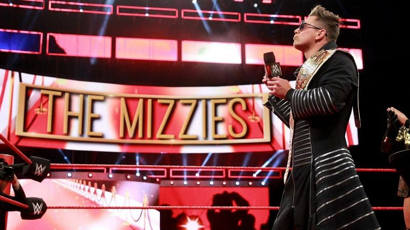 The Miz has been instrumental in making SmackDown the WWE