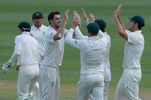 4th Sunfoil Test: South Africa v Australia, Day 3