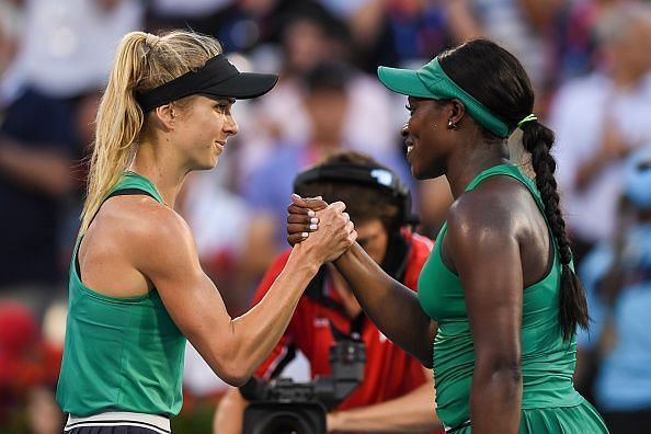 Sloane Stephens vs Elina Svitolina: No Clear Favourite