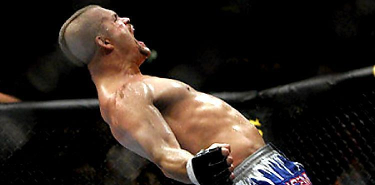 Chuck Liddell - Fans loved his highlight reel knockouts