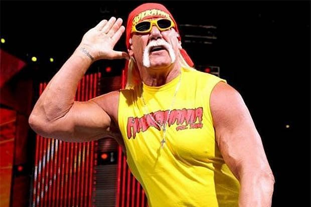 Hulkamania is still running wild on them, brother