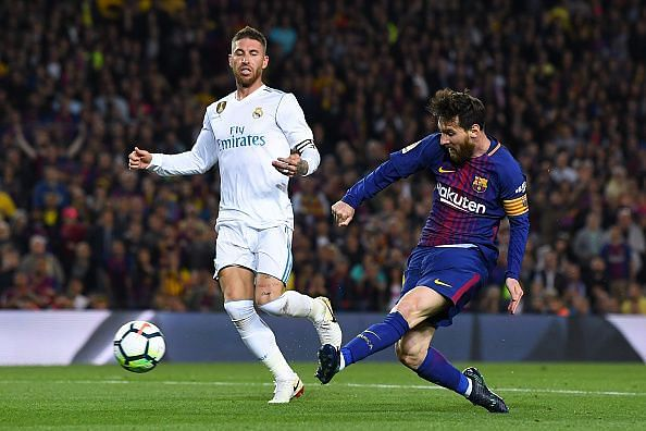 Lionel Messi is far ahead of Cristiano Ronaldo in terms of assists