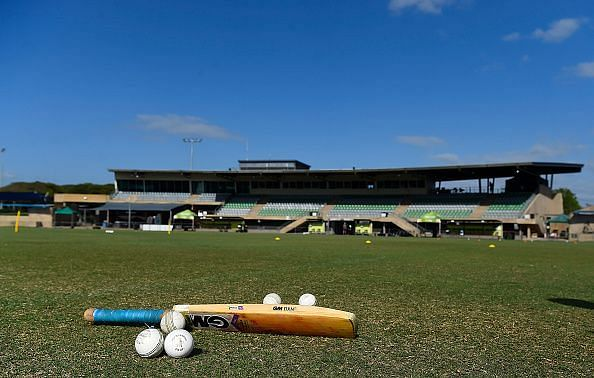 QLD v TAS - JLT One Day Cup