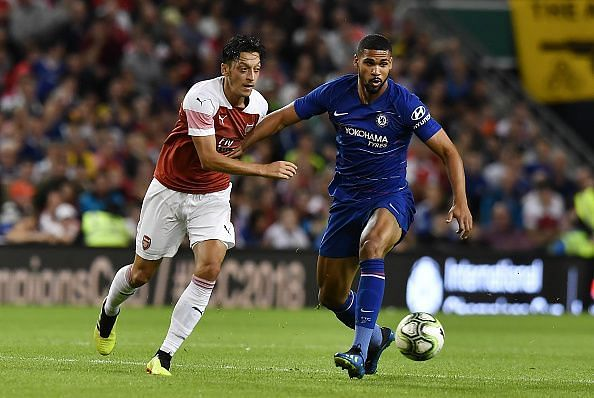 Arsenal v Chelsea - International Champions Cup 2018