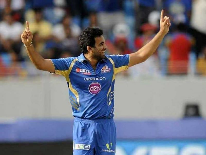 Zaheer Khan had 2 stints with both the franchises