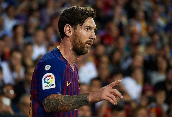 The Barcelona legend is a vegan by choice.