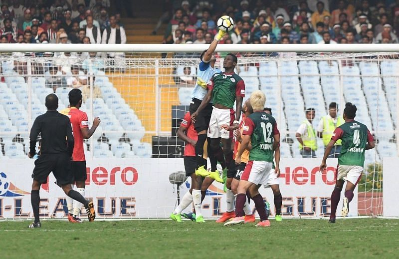 Mohun Bagan are having a dream run at the moment after winning their 30th Calcutta Football League title