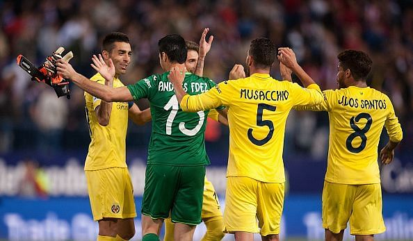 Villarreal will be hoping for another positive result after their 1-1 draw with Atletico at the weekend