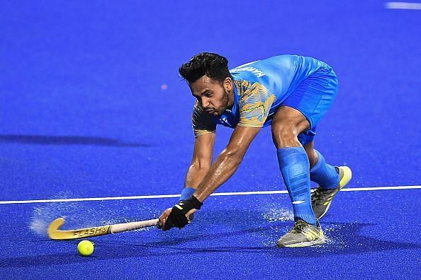 India's penalty corner specialist Harmanpreet Singh said his team is focused on retaining the Hero Asian Champions Trophy