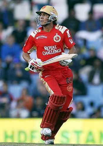 Manish Pandey came to limelight after striking a century for the Royal Challengers Bangalore in IPL 2009