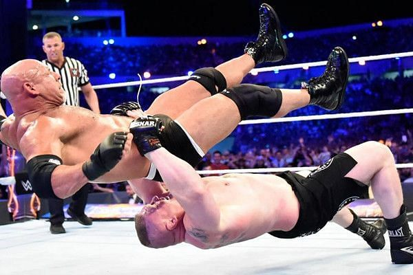 Suplexes are some of wrestling